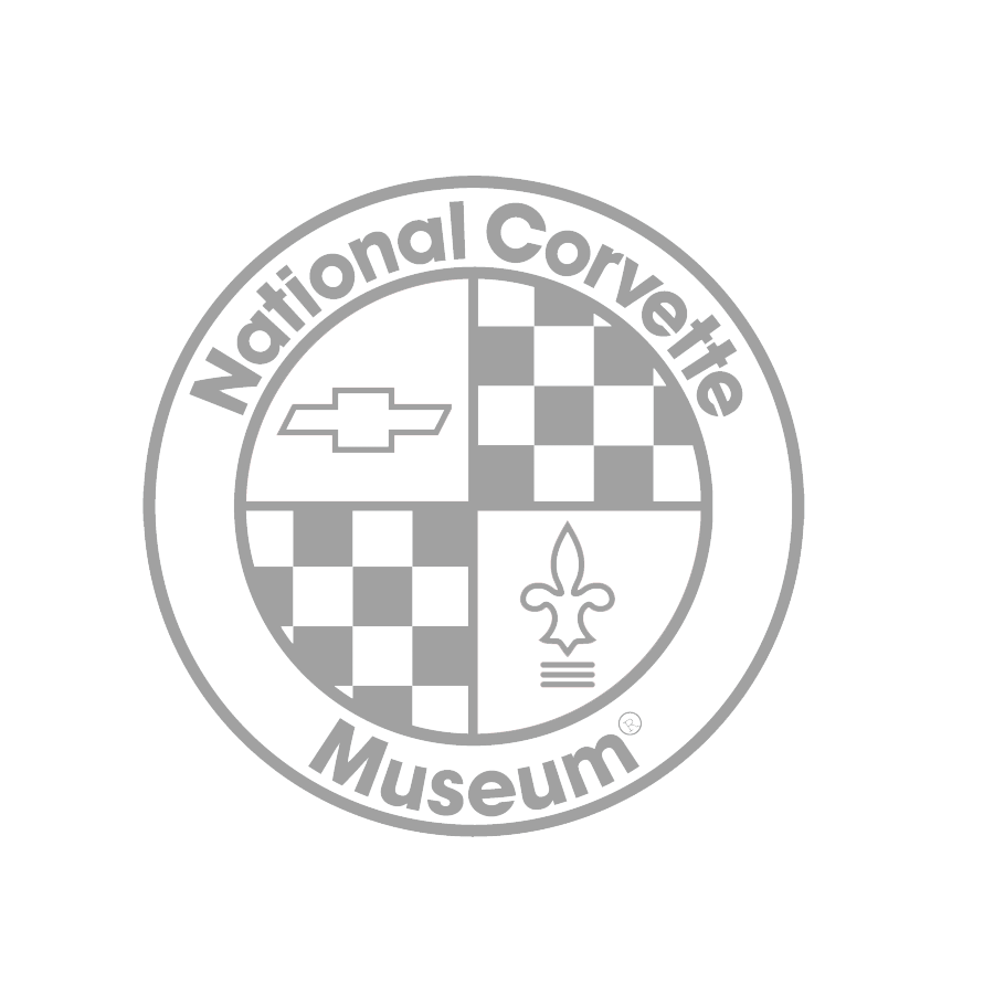 C3 Corvette Emblem Tile Coaster